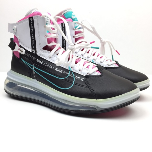 Nike Air Max 720 Saturn Miami Vice Shoes NWT